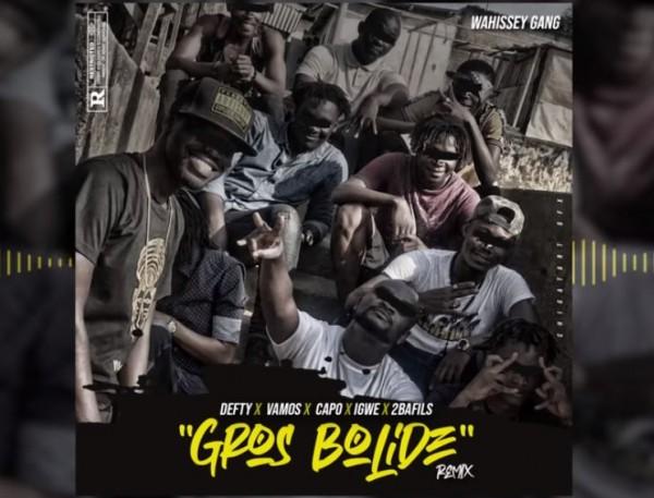 Defty- Gros bolide Ft.  Vamos, Capo,  Igwe et  2BaFils - Rap