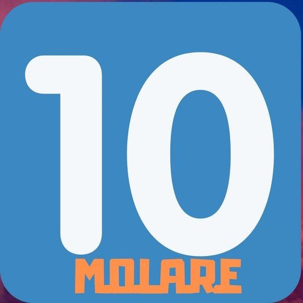 Molare - Numéro 10 - Coupé Décalé