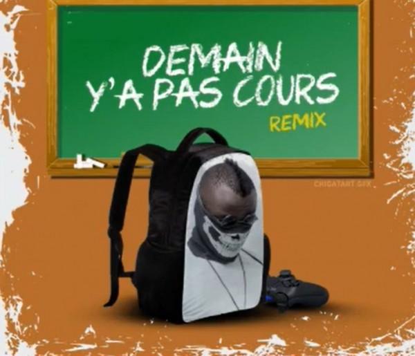 Defty - Demain y'a pas cours (Remix Officiel) - Rap