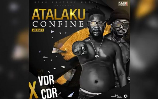 DJ VDR Ft. DJ CDR - Atalaku Confiné - Volume 4 - Coupé Décalé