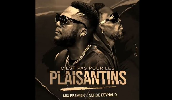 Mix Premier feat Serge Beynaud - C'est pas pour les plaisantins - Coupé Décalé