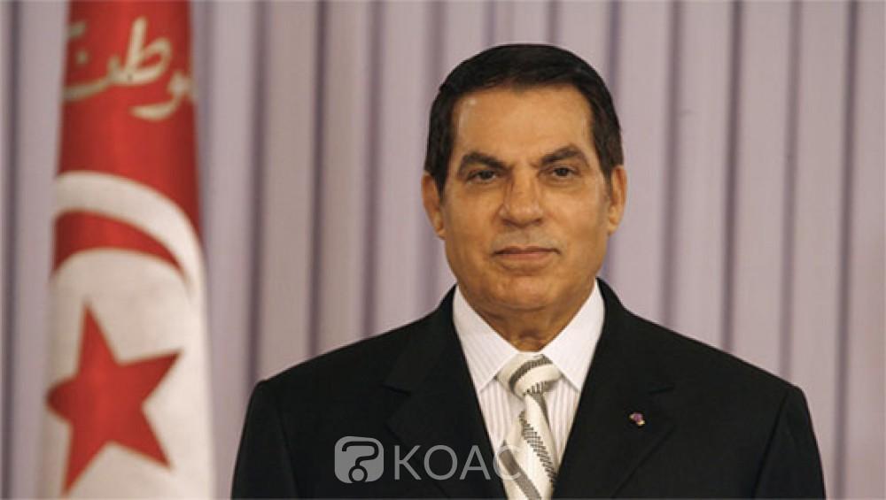 Tunisie: Décès de l'ancien président tunisien Zine el-Abidine Ben Ali