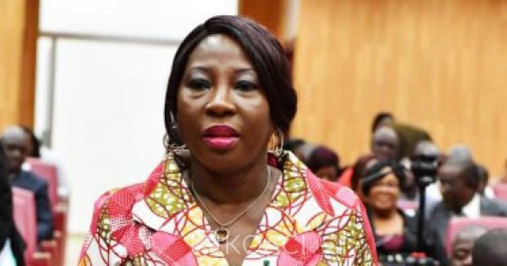 Côte d'Ivoire : Ouattara a nommé Kandia Camara à titre exceptionnel  dans l'emploi d'inspection générale de l'éducation et de la formation