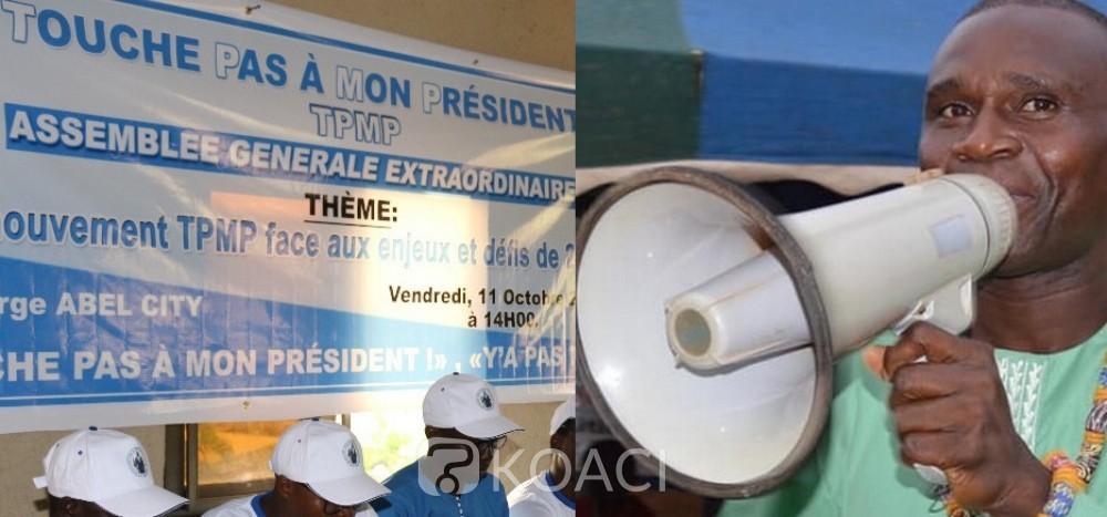 Togo: Le TPMP, un mouvement de soutien au Président Gnassingbé, miné par une crise
