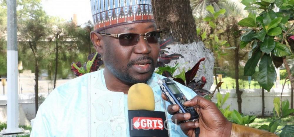 Gambie:   Démission de Mai Fatty, le conseiller spécial de Barrow