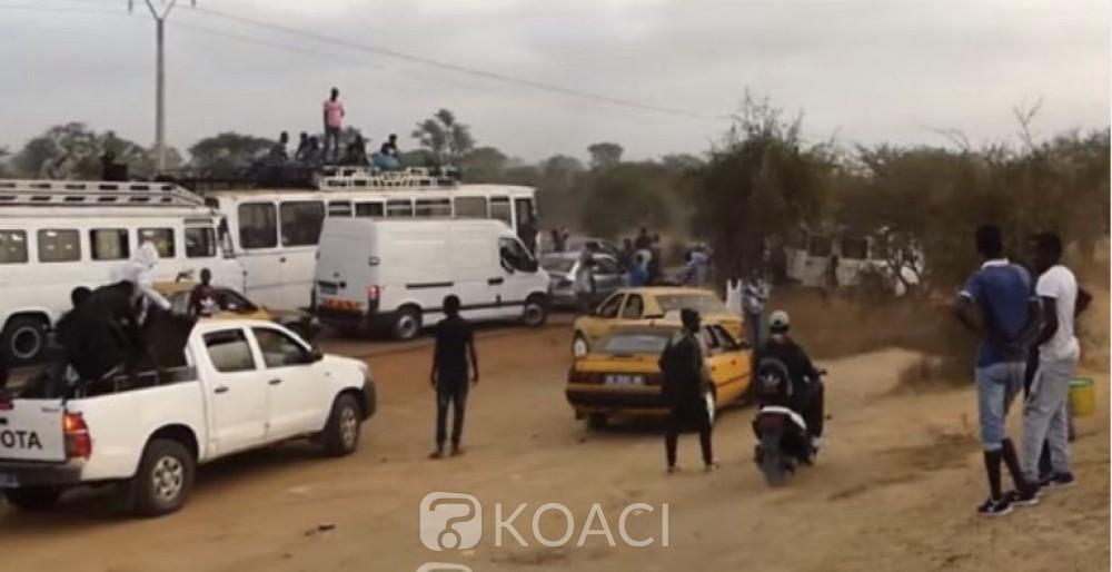 Sénégal: 13 morts dans des accidents de la route à 24heures du grand Magal de Touba