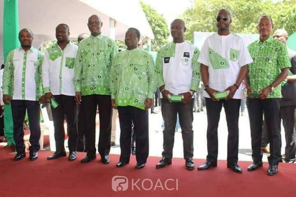Côte d'Ivoire: Gestion du pouvoir d'État, Bédié à ses militants : «Réveillons-nous pour dire non à cette dictature rampante. »