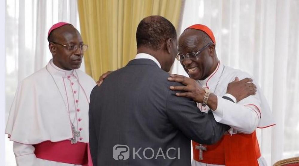 Côte d'Ivoire : Rencontre Ouattara-Conférence des Evêques: « la réconciliation de tous les ivoiriens au centre des débats»