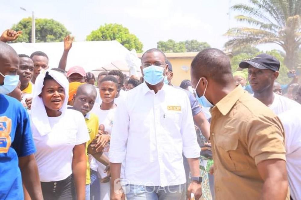 Côte d'Ivoire : Selon le candidat RHDP Sidi Touré : « Seule la liste que nous conduisons peut préserver les acquis pour un Béoumi où il fait bon vivre »