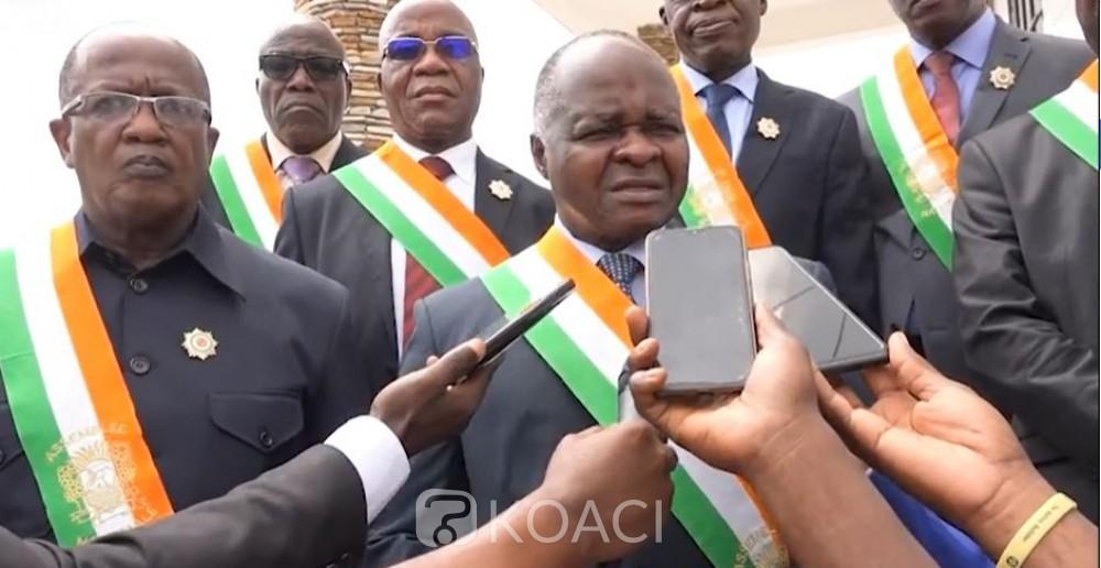 Côte d'Ivoire : Gbagbo prend contact avec les députés d'EDS, explications d'Hubert Oulaye président du groupe parlementaire