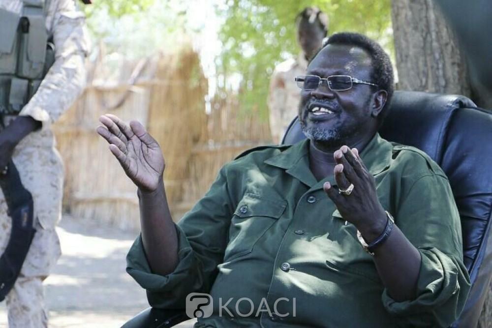 Soudan du Sud : Le vice président Riek Machar destitué par son propre parti