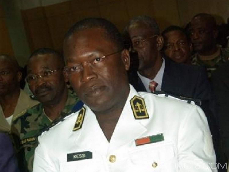 Côte d'Ivoire : Promotion dans l'armée, Ange Kessy élevé  au grade de Contre-Amiral