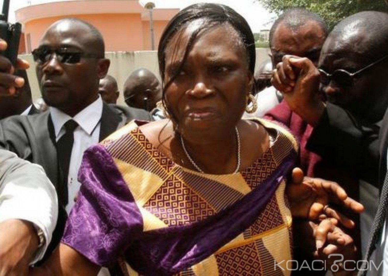 Côte d'Ivoire : Nouvel an, Simone Gbagbo déplore la détention des militaires et civils soustraits de l'ordonnance d'amnistie