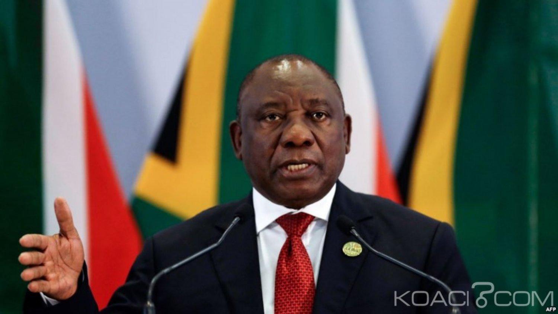 Afrique du Sud:  Cyril Ramaphosa annonce l'entrée en vigueur du salaire minimum