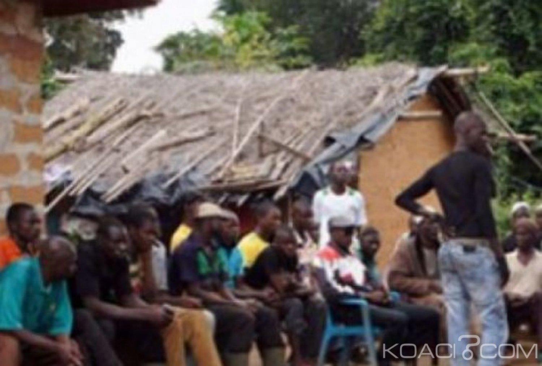 Côte d'Ivoire : N'douci, les populations de «Petit Guiglo» surprises par des forces de l'ordre pour leur déguerpissement, affrontements signalés