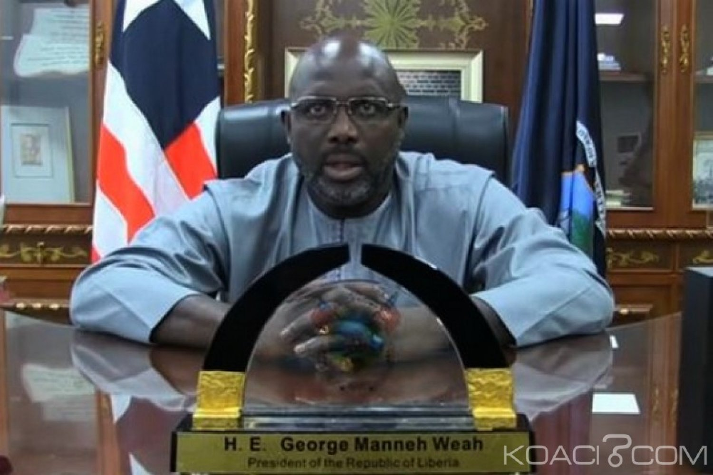 Liberia : George Weah « Nous sommes plus forts maintenant que lorsque nous avons commencé »