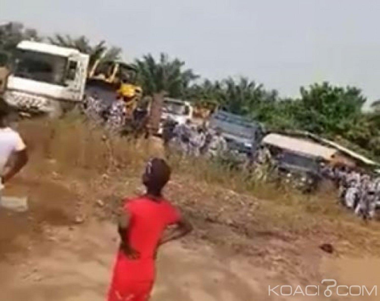 Côte d'Ivoire : Après le déguerpissement manqué des  populations de «Petit Guiglo», la tension est toujours vive