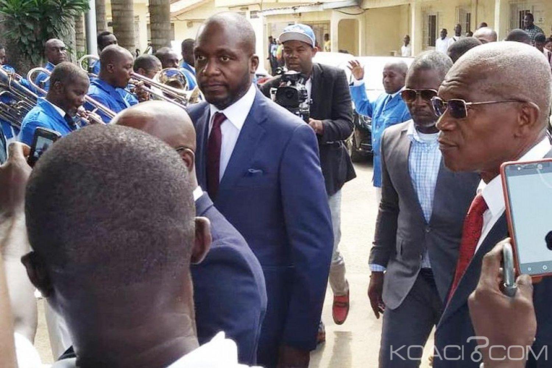 Côte d'Ivoire : Attendu à la police économique, Jacques Ehouo a brillé par son absence,  sa défense s'explique