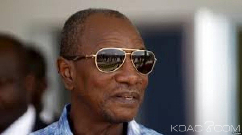 Guinée : Alpha Condé accorde sa grà¢ce à 222 prisonniers dont  trois condamnés pour l'attaque de sa résidence privée