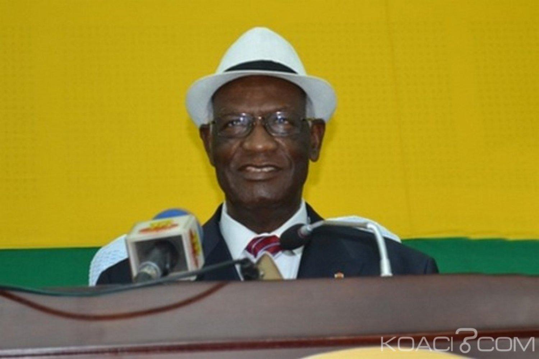 Togo : Assemblée nationale, aurevoirs du bureau au personnel