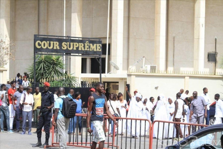 Sénégal : Rejet de son recours par la Cour suprême, la défense de Khalifa Sall va plaider l'erreur de procédure