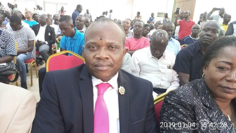 Côte d'Ivoire :  Le Député de Man commune vire au groupe parlementaire PDCI, Ouassénan nommé coordonnateur des vice-présidents en remplacement de Duncan