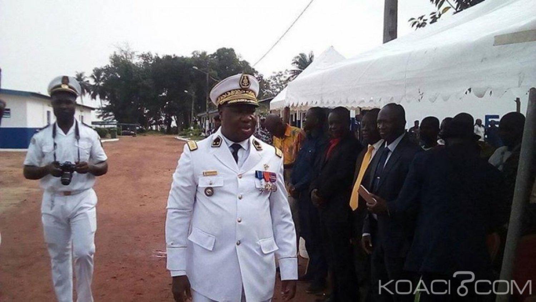 Côte d'Ivoire : Le nouveau chef d'Etat-major de la Marine dévoile ses priorités pour réussir sa mission