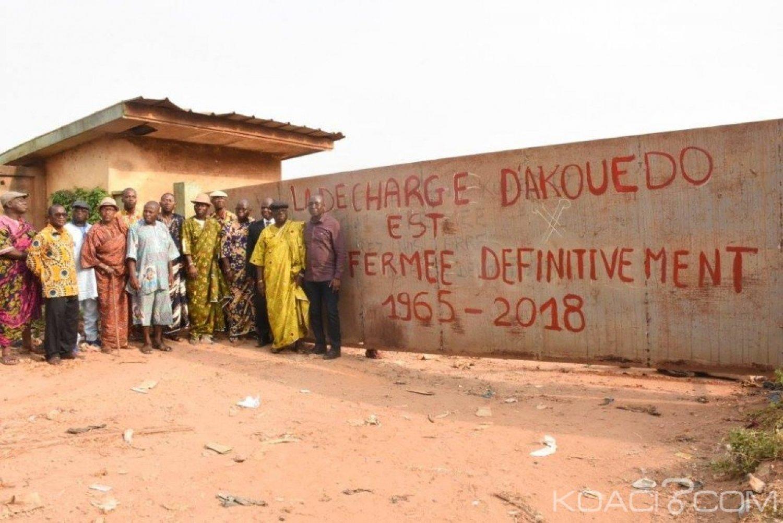 Côte d'Ivoire : Insalubrité, la décharge  d'Akouedo définitivement fermée, ce que prévoit de faire  le gouvernement sur le site