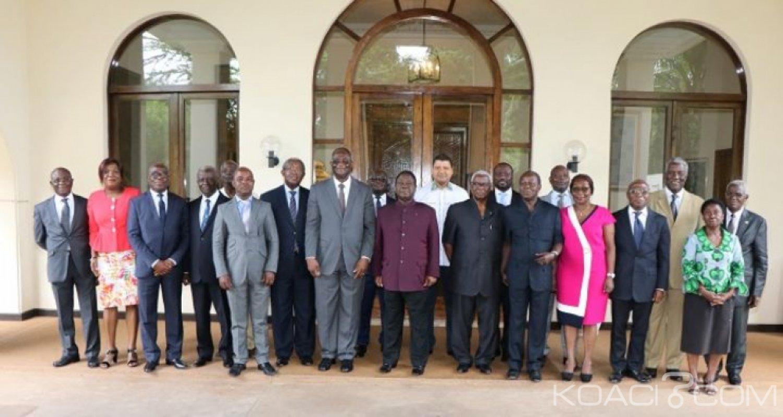 Côte d'Ivoire : PDCI-RDA, Guikahué à Paris pour enrôler des militants de la diaspora, un Secrétariat Exécutif annoncé à Daoukro le 8 janvier