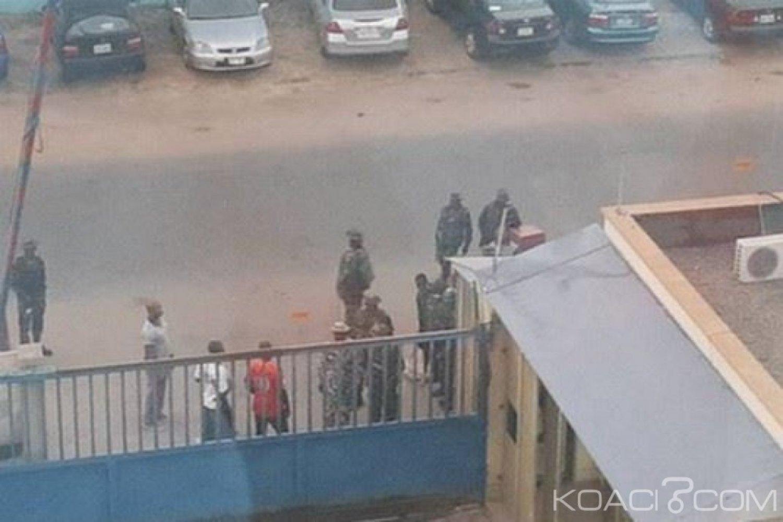 Nigeria : Des soldats prennent les locaux du journal Daily Trust, l'Armée s'explique