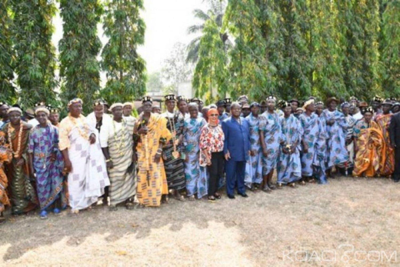 Côte d'Ivoire : Bédié depuis Daoukro, «la réconciliation permettra de retrouver l'harmonie et la cohésion sociale»