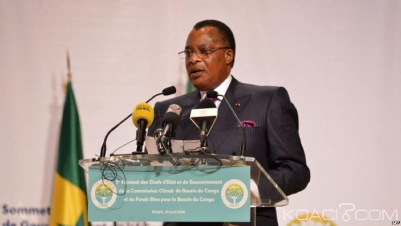 Congo : La RDC encore «suspendue» aux résultats, Sassou Guesso appelle à la retenue