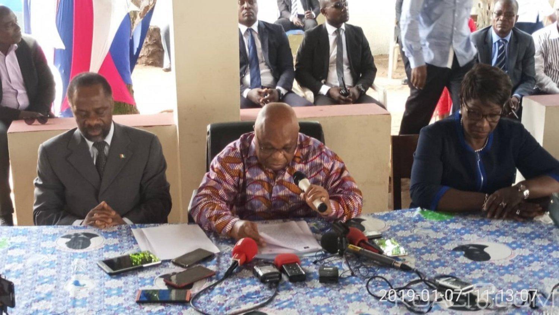 Côte d'Ivoire: Assoa Adou «Gbagbo demande au FPI d'approcher les partis politiques de gauche pour une paix durable»