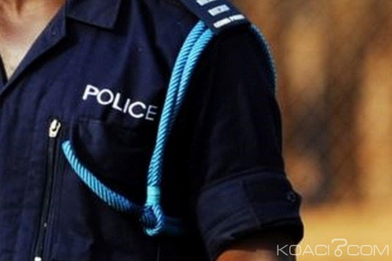 Ghana : Un policier met fin à ses jours à Nungua