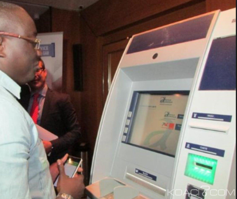 Côte d'Ivoire : Le système bancaire s'est accru de 666 agences et 934 guichets et distributeurs automatiques, enfin un premier VAD