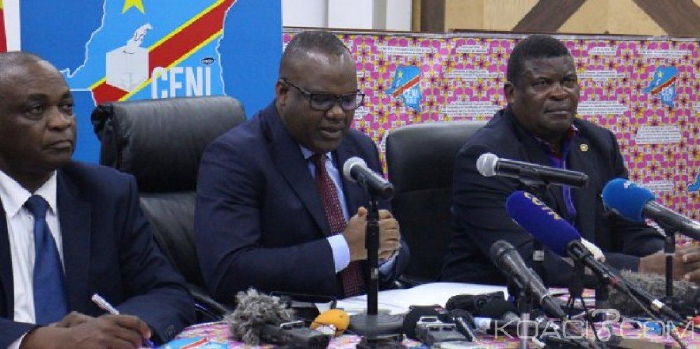 RDC :  Présidentielle, la CENI se  donne encore 24 à 48 heures pour proclamer les résultats provisoires