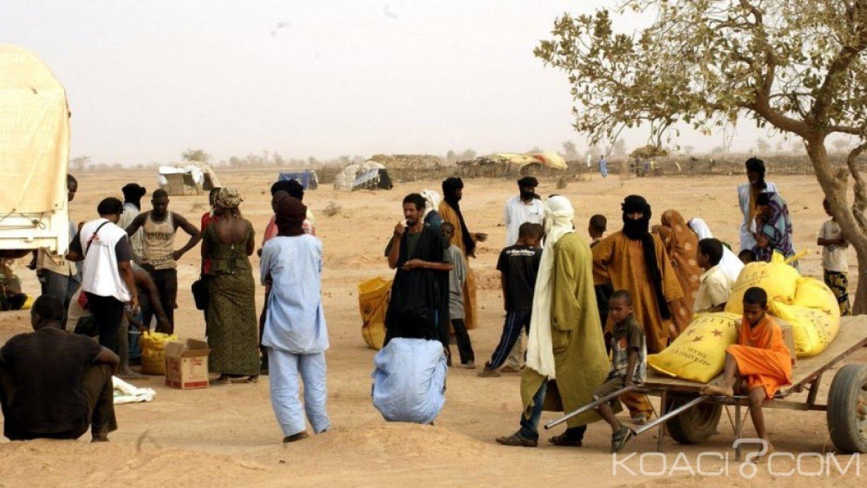 Burkina Faso: Plus de 64 000 réfugiés à cause de l'insécurité