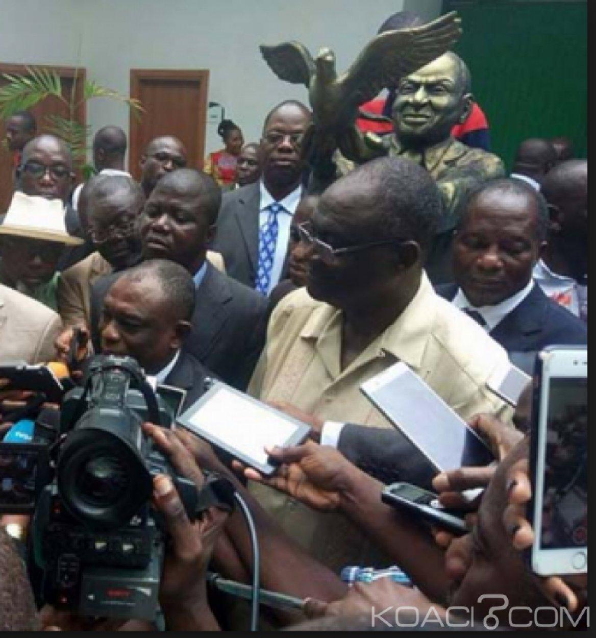Côte d'Ivoire : PDCI, KKB répond à Guikahué qui affirme que ce dernier n'a pas de poste au parti pour n'avoir pas fait ses preuves