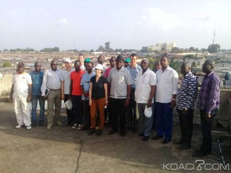 Côte d'Ivoire : Bouaké, détruit en 1998, le démarrage des travaux de reconstruction du marché central prévu cette année