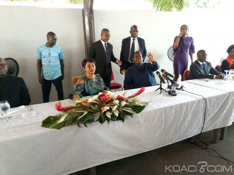 Côte d'Ivoire : Depuis Daoukro, Bédié rend hommage à N'Zikan et interpelle le président Ouattara