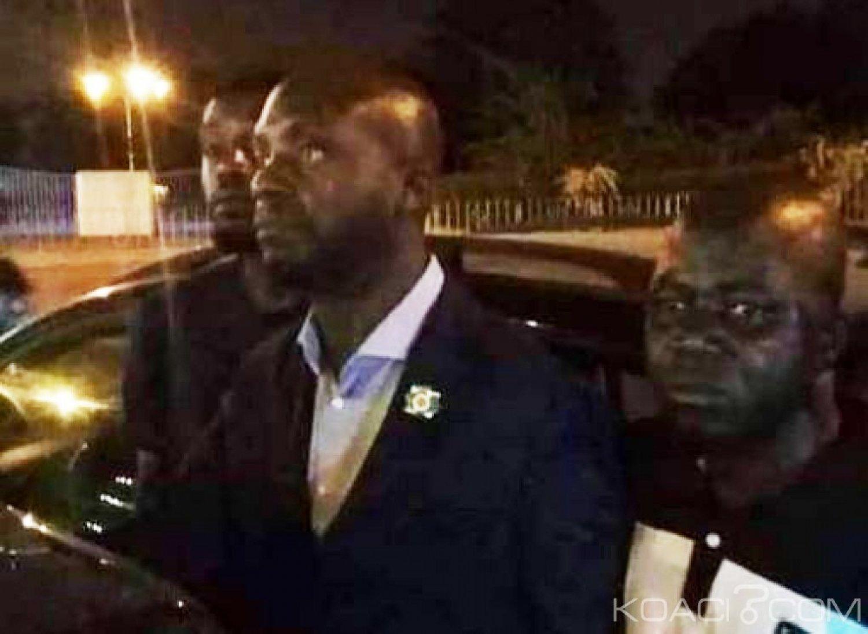 Côte d'Ivoire : Après son audition Jacques Ehouo conduit au pôle financier, il en ressort libre mais inculpé