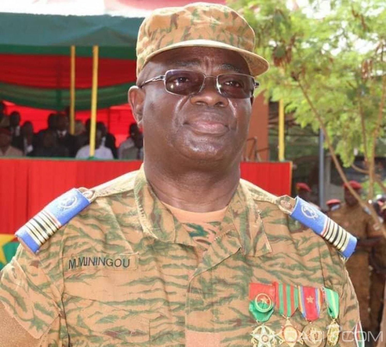 Burkina Faso : Le colonel Moise Mimoungou, nommé nouveau chef d'État major