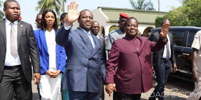 Côte d'Ivoire : Présidentielles 2020, Bédié n'exclut pas un ticket avec Soro et annonce avoir entamé des pourparlers avec Gbagbo