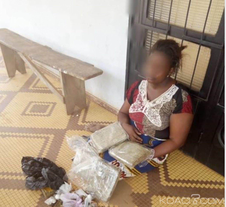 Côte d'Ivoire : Un voyageur en détention  d'une arme et une femme dans un fumoir   interpellés