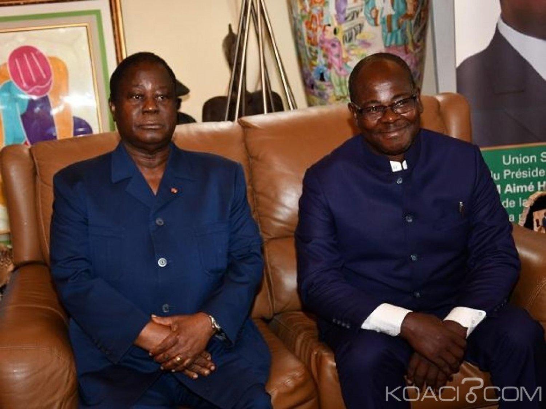 Côte d'Ivoire : Que cache la visite de Venance Konan jeudi chez Bédié à Daoukro ?