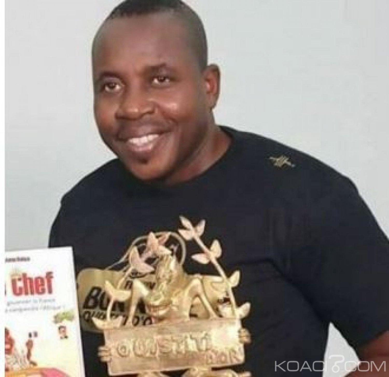 Côte d'Ivoire : Adama Dahico remporte un nouveau prix au Burkina et annonce la sortie de son cinquième livre