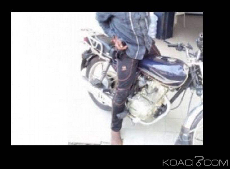 Côte d'Ivoire : De retour de la banque, il se fait agresser dans un taxi par deux  individus à moto