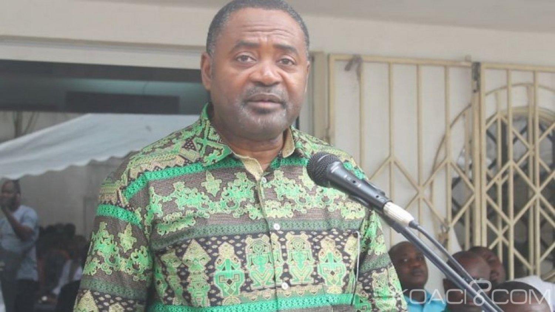Côte d'Ivoire : Gnamien Konan, «En 2020 il nous faut choisir un Président qui ne pourra pas empêcher l'alternance»