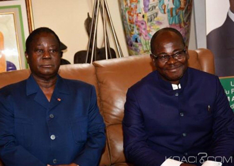 Côte d'Ivoire : Venance Konan après sa visite surprise à Bédié «j'estime qu'avec le parcours qui est le sien, sa place n'est plus dans l'arène »