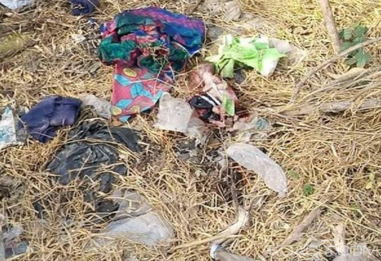 Côte d'Ivoire: À Duekoue, le corps d'un bébé retrouvé dans un dépotoir, à Man une femme abandonne le sien aux mains d'une vendeuse